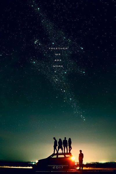 power ranges 2 movie poster 2017