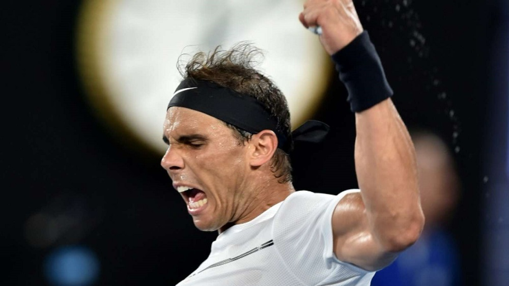 Rafael Nadal knocks out Zverev for Australian Open 4th Round 2017 images