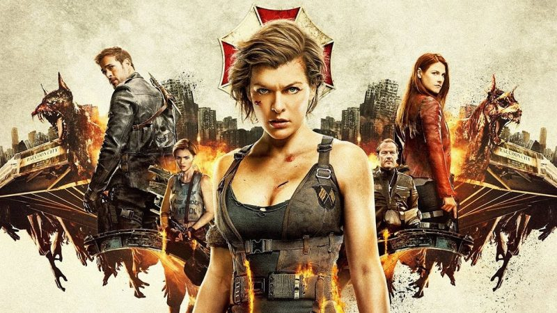 resident evil the final chapter 2017 movies