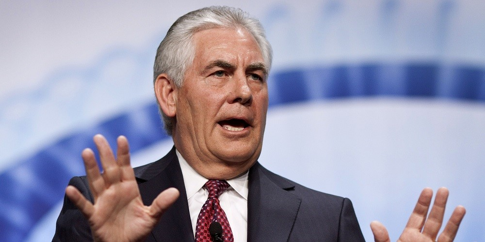 Rex Tillerson's chances for Secretary of State increasing 2017 images