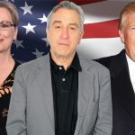 robert deniro anti trump rally