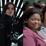 rogue one and hidden figures top box office