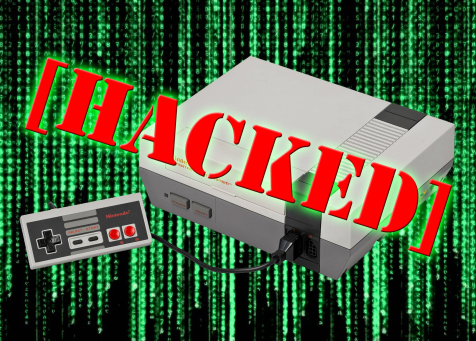 Russians hack NES Classic Edition and more 2017 images