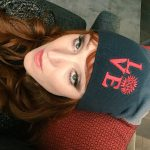 ruth connell movie tv tech geeks interview for supernatural