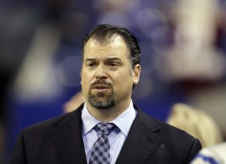 ryan grigson out after five years with indianapolis colts 2017 images