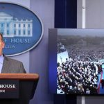 Size matters to White House Press Secretary Sean Spicer