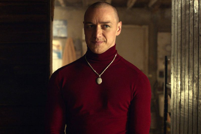 split tops box office for shyamalan james mcavoy 2017