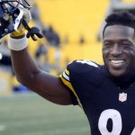 steelers antonio brown does facebook apology tour 2017 images