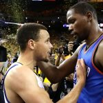 stephen curry and kevin durant like new nba all star voting system