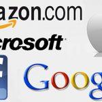 stock market bit big 5 tech companies over donald trump ban