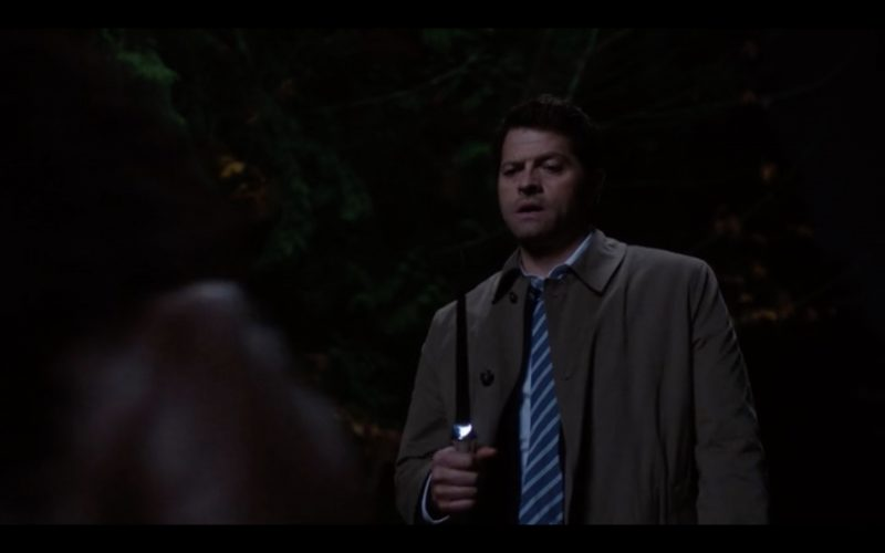 supernatural 1209 first blood cas light