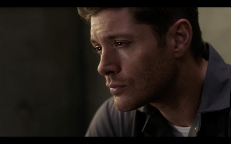 supernatural 1209 first blood dean winchester cell