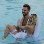 the bachelor 2102 nick viall gets corinne really wet