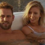 the bachelor nick viall in hot tub