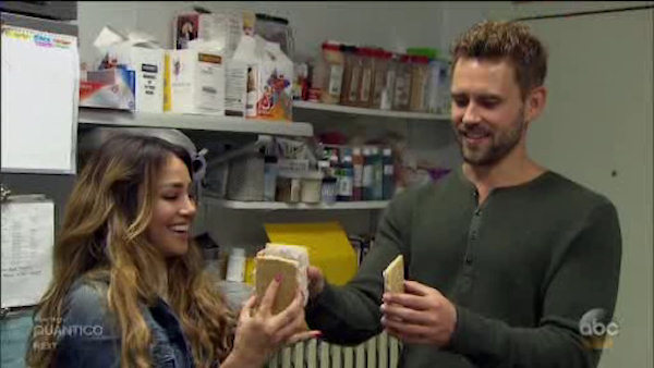 the bachelor nick viall with danielle