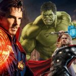 thor hulk and doctor strange