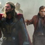 thor with guardians of the galaxy crossover