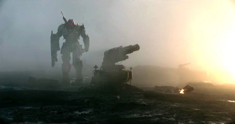 transformers the last knight movie 2017