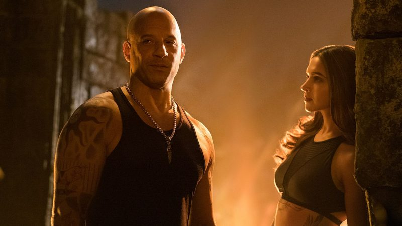 vin diesel xxx no match for split movie 2017