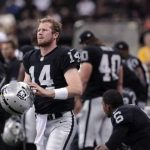 was matt mcgloin wise choice for raiders 2017 images