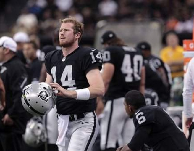was matt mcgloing best choice for oakland raiders 2017 images