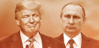 will donald trump accept us intelligence on putin 2016 images