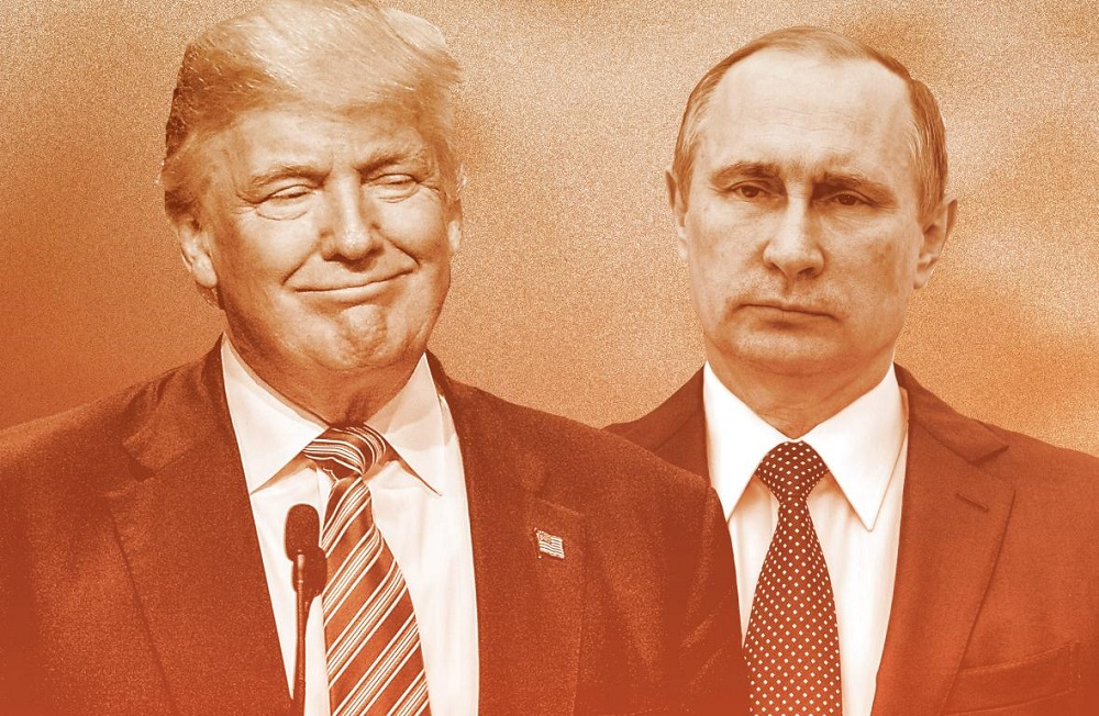 will donald trump accept us intelligence on putin 2016 images