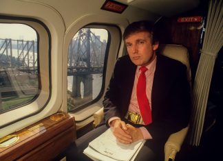 will donald trumps white house harken back the 80s 2017 images