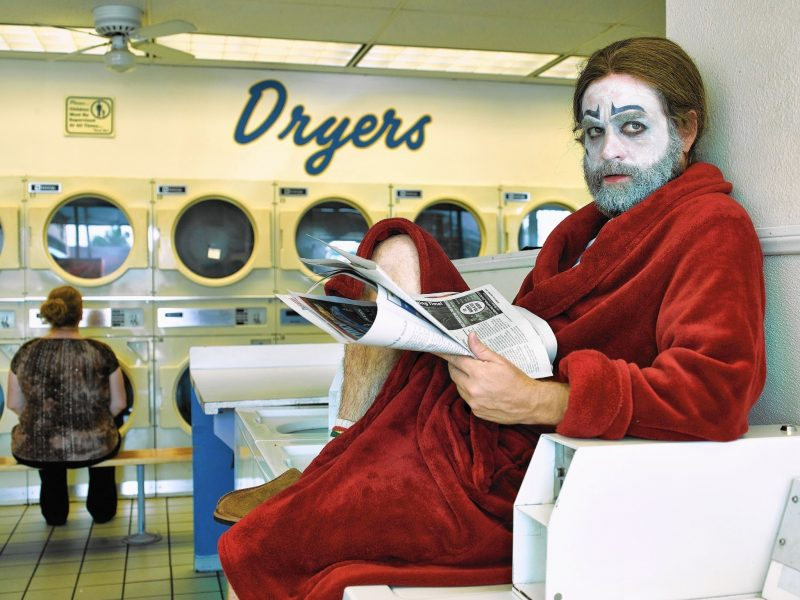 zack galifianakis clown for baskets