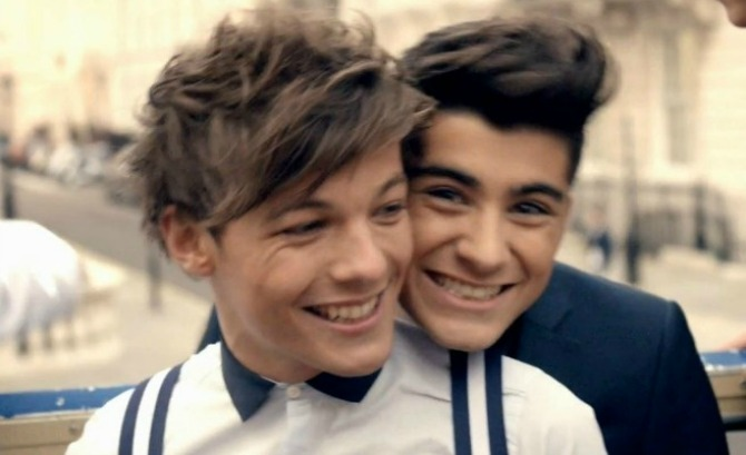zayn malik and louis tomlinson friends again