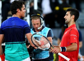 2017 Davis Cup Preview   Milos Raonic out, Novak Djokovic in images