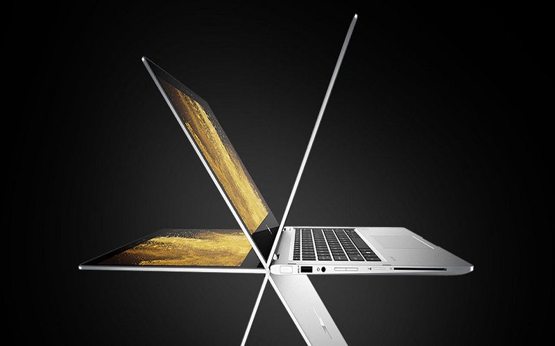 2017 hot tech laptop hp elitebook x360 4k display