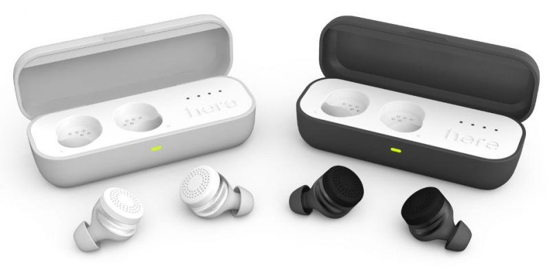 2017 hot tech smart here wireless earbuds