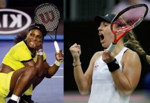 Angelique Kerber, Serena Williams to battle for No. 1 in March 2017 images