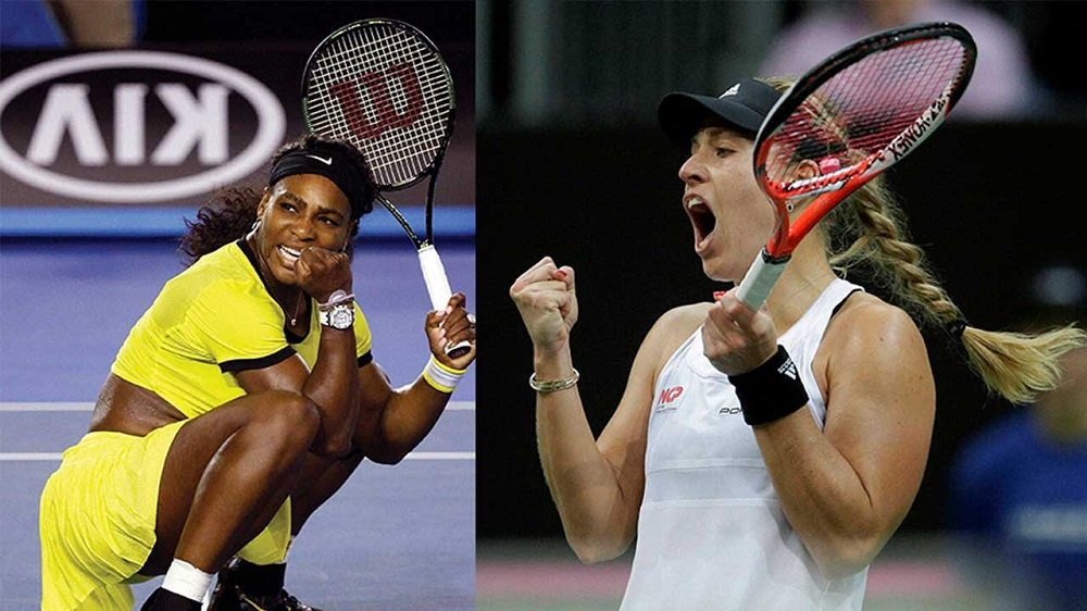 Wozniacki and Kerber reach the last four — WTA DUBAI