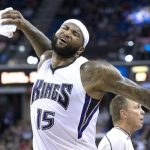 DeMarcus Cousins 18th technical foul seems NBA not hot on him