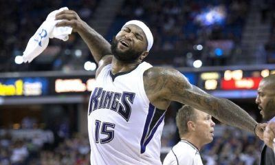 DeMarcus Cousins 18th technical foul seems NBA not hot on him 2017 images