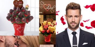 Edible Arrangements perfect for 'Bachelor' Valentines Day or getting in the mood 2017 images