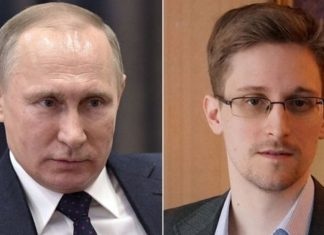 From Russia with Love, Take Edward Snowden 2017 images