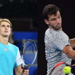 Grigor Dimitrov, Alexander Zverev pick ATP titles over weekend