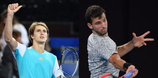 Grigor Dimitrov, Alexander Zverev picked up titles this weekend 2017 images