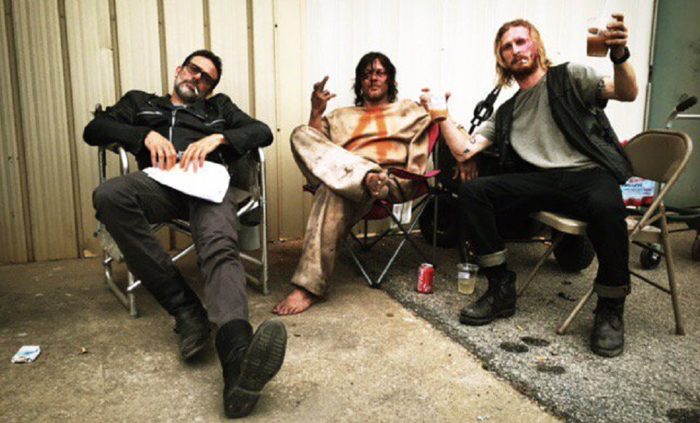 Jeffrey Dean Morgan talks Negan, being bad and 'The Walking Dead's' return 2017 images