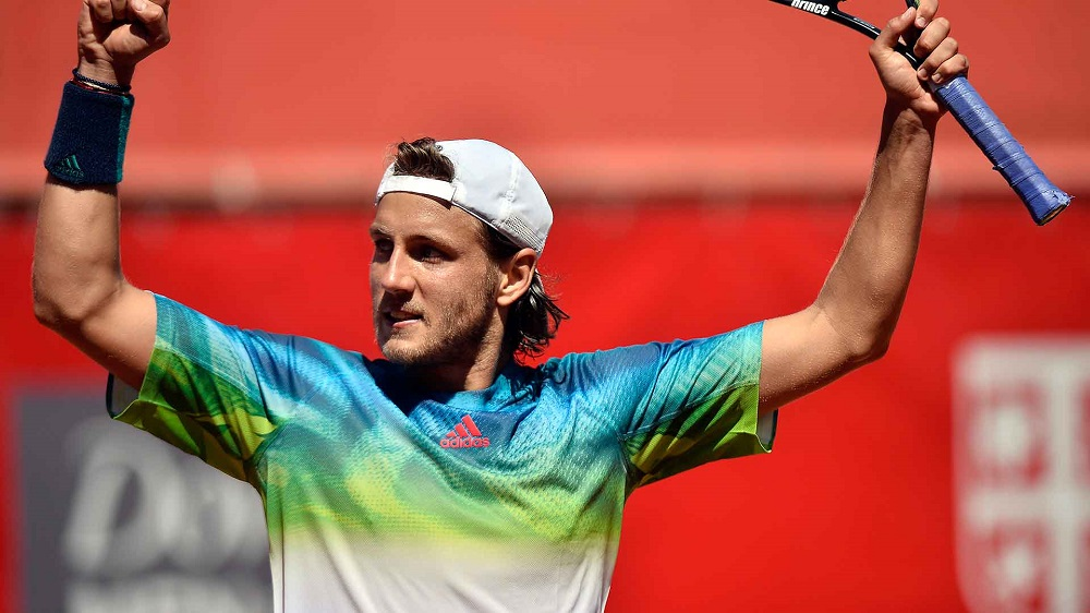 Lucas Pouille, Feliciano Lopez struggles already plague 2017 images