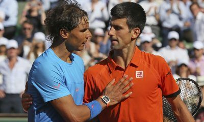 Novak Djokovic in Acapulco Draw, Could Face Rafael Nadal 2017 images