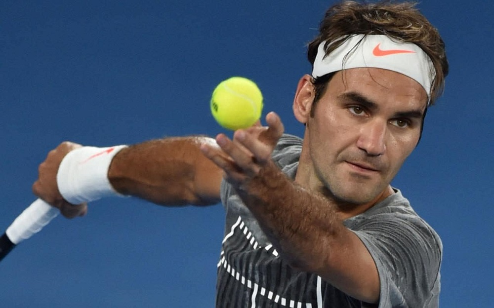 Roger Federer idle until Dubai, Indian Wells, Miami 2017 images