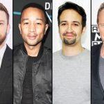 Sting, Justin Timberlake, John Legend  performing at 2017 oscars