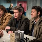 The Angel Question Supernatural 1209, First Blood 2017 spn images