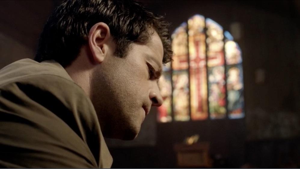 The Evolution of Castiel (Misha Collins' Deft Portrayal) in Supernatural 12.10 2017 images