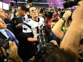Tom Brady and the New England Patriots jersey conspiracy 2017 images