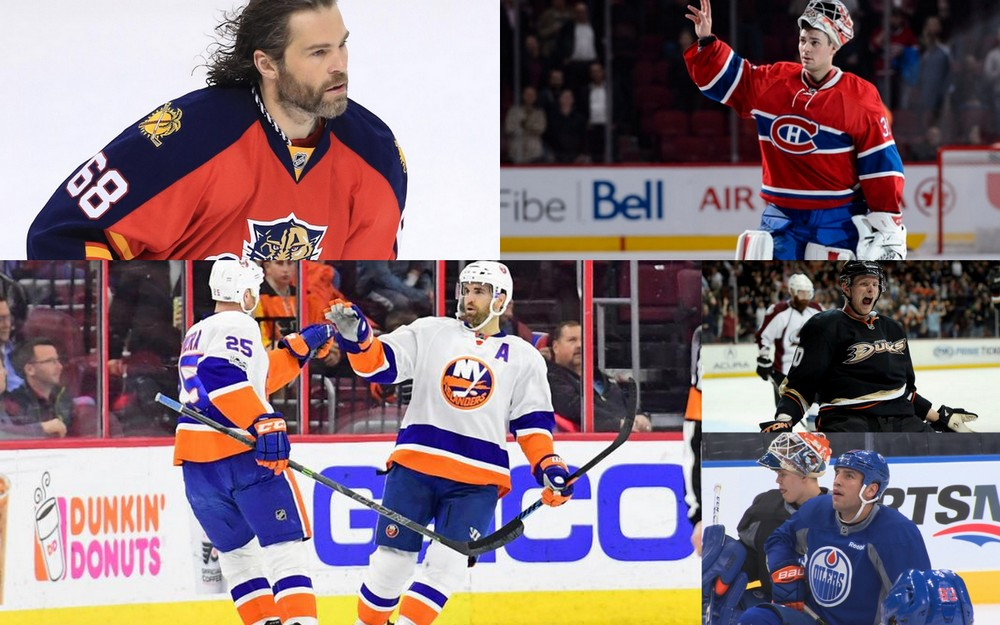 Top 5 NHL underachievers so far in 2016 17 images